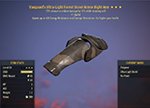 Vanguard's [Sent] Scout Right Arm #11